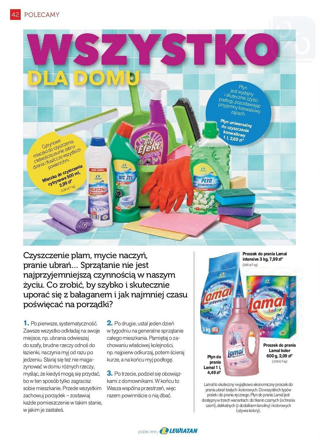 Gazetka promocyjna Lewiatan do 31/05/2018 str.41