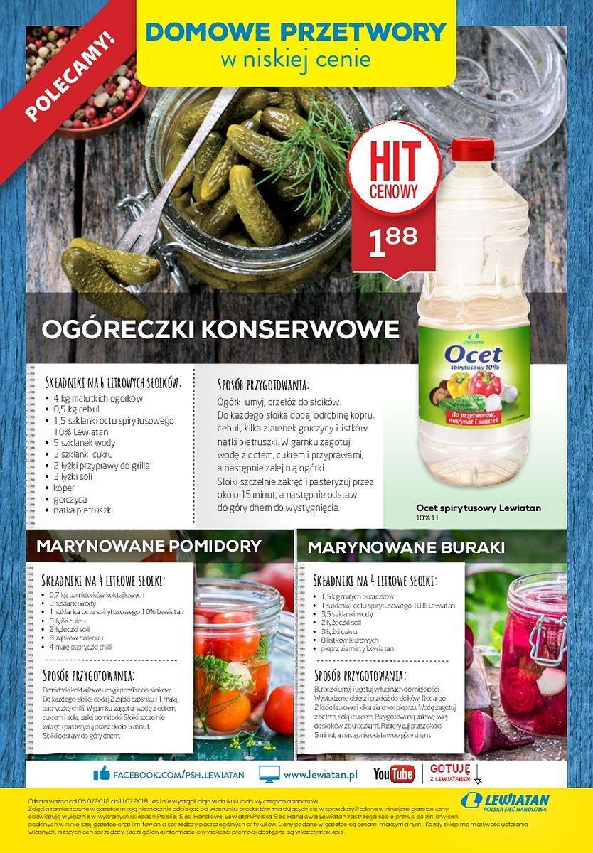 Gazetka promocyjna Lewiatan do 11/07/2018 str.4