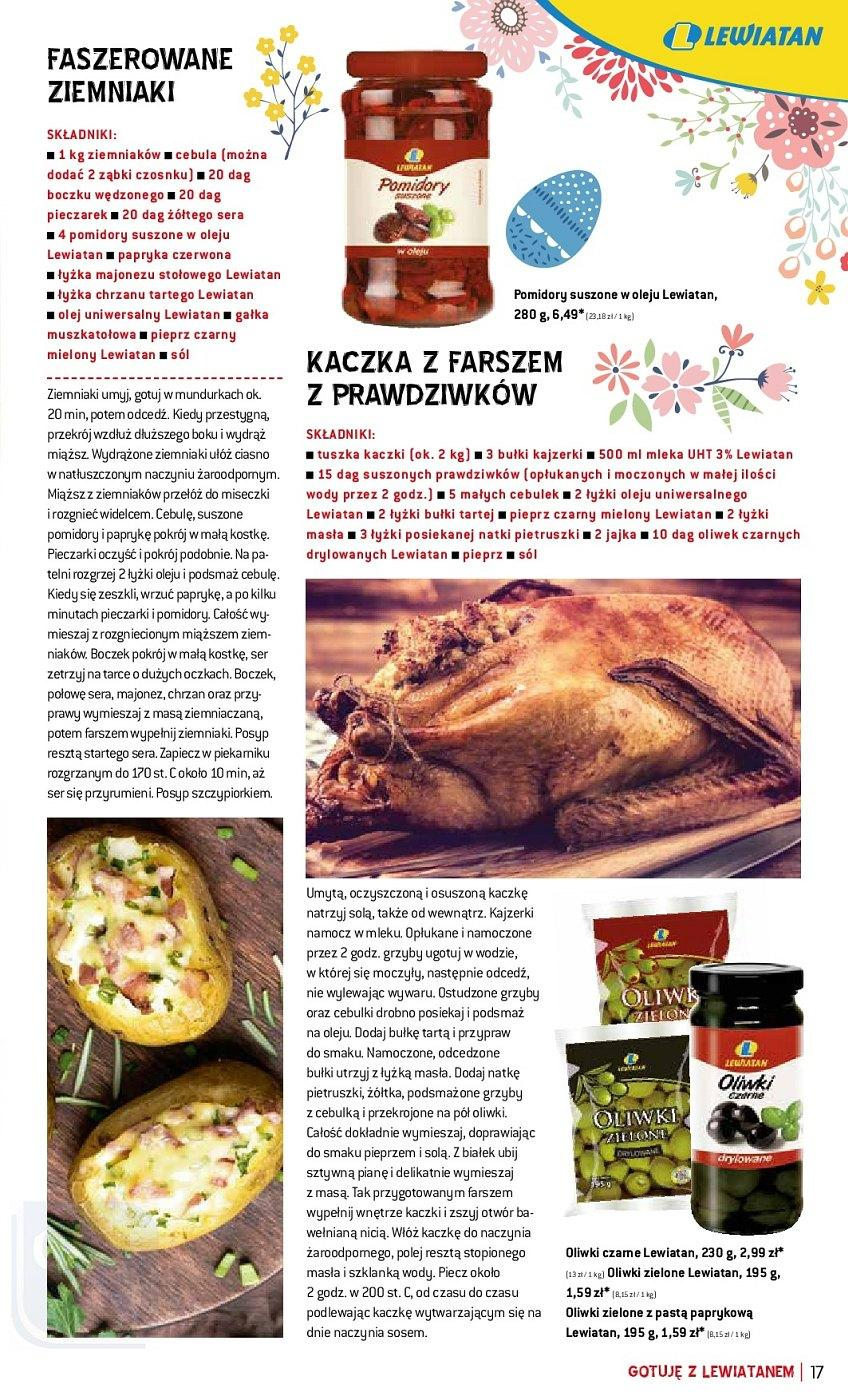 Gazetka promocyjna Lewiatan do 31/03/2018 str.16