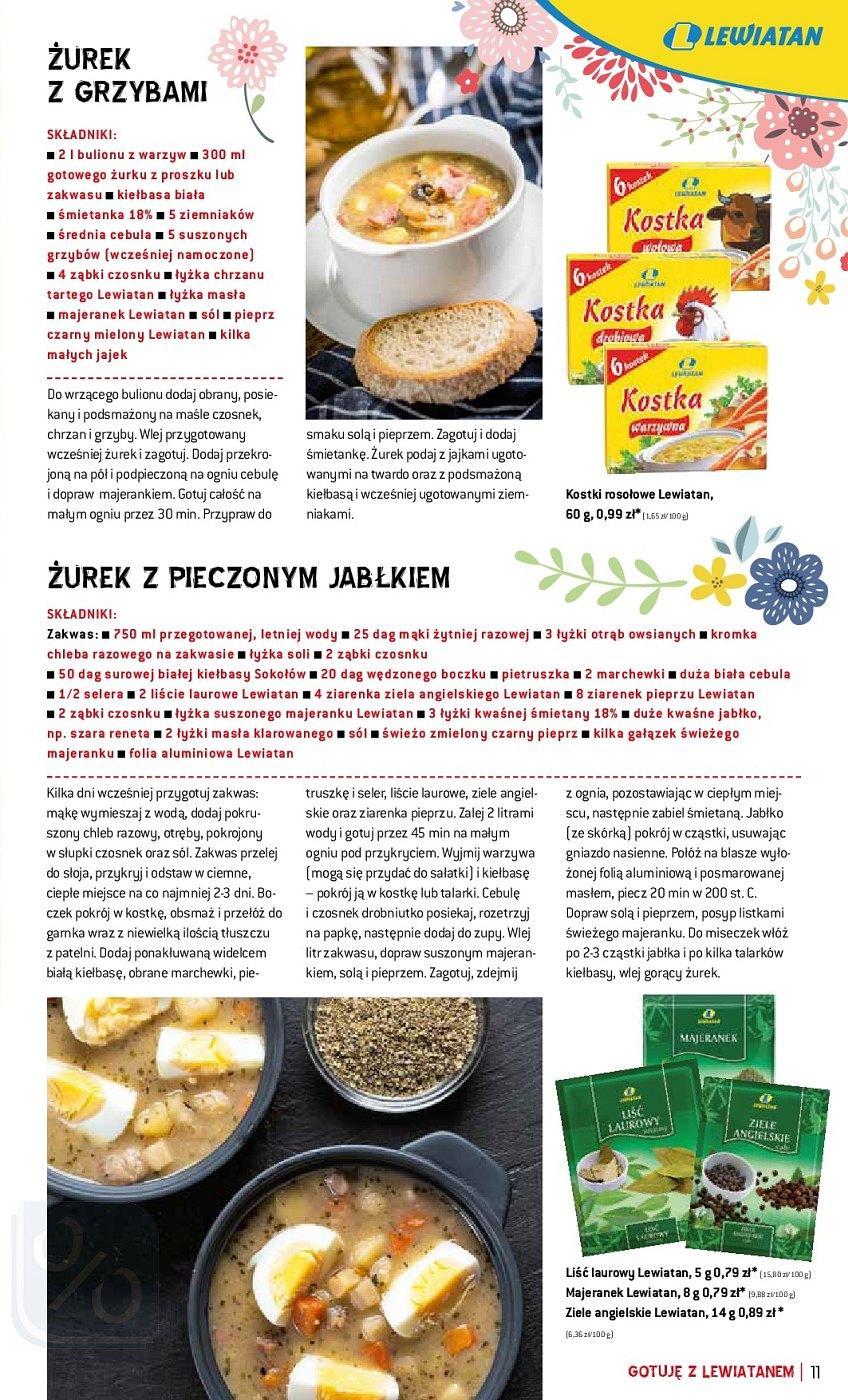Gazetka promocyjna Lewiatan do 31/03/2018 str.10