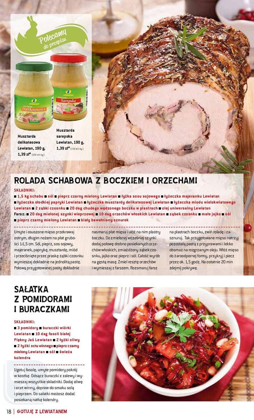 Gazetka promocyjna Lewiatan do 31/03/2018 str.17