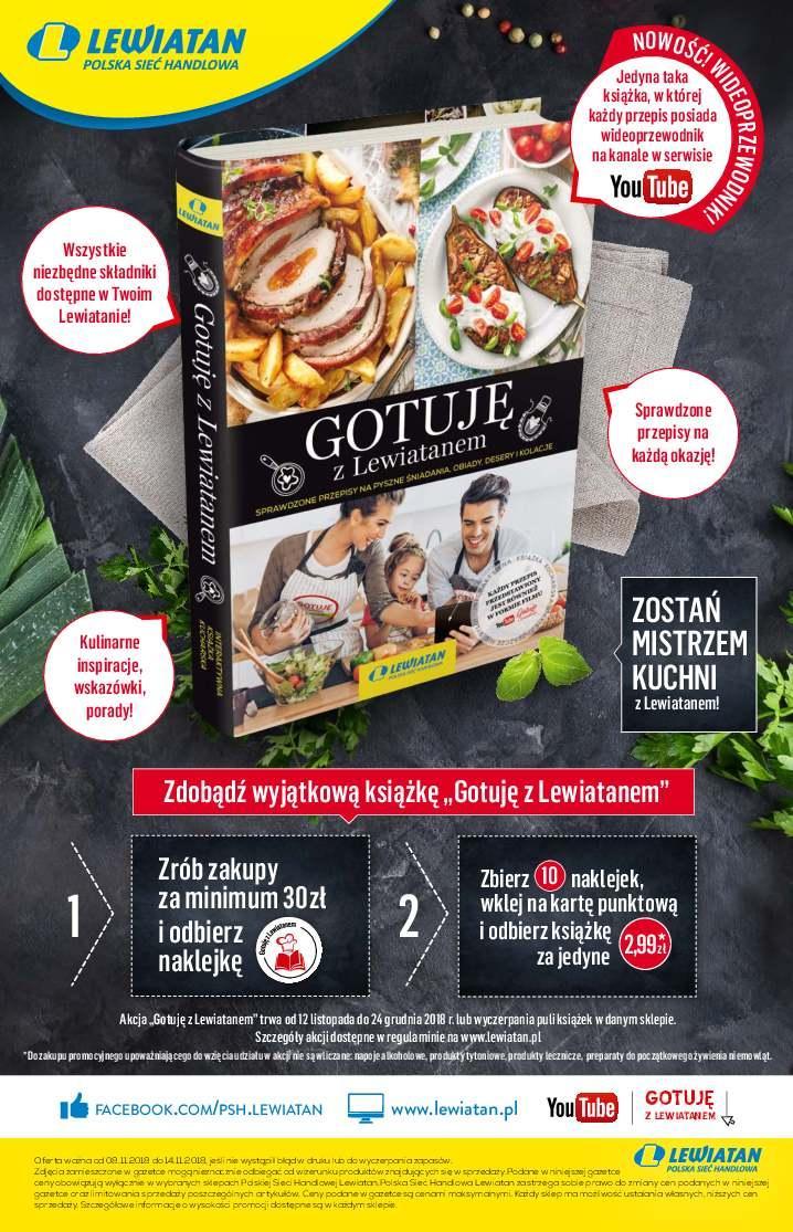 Gazetka promocyjna Lewiatan do 14/11/2018 str.6