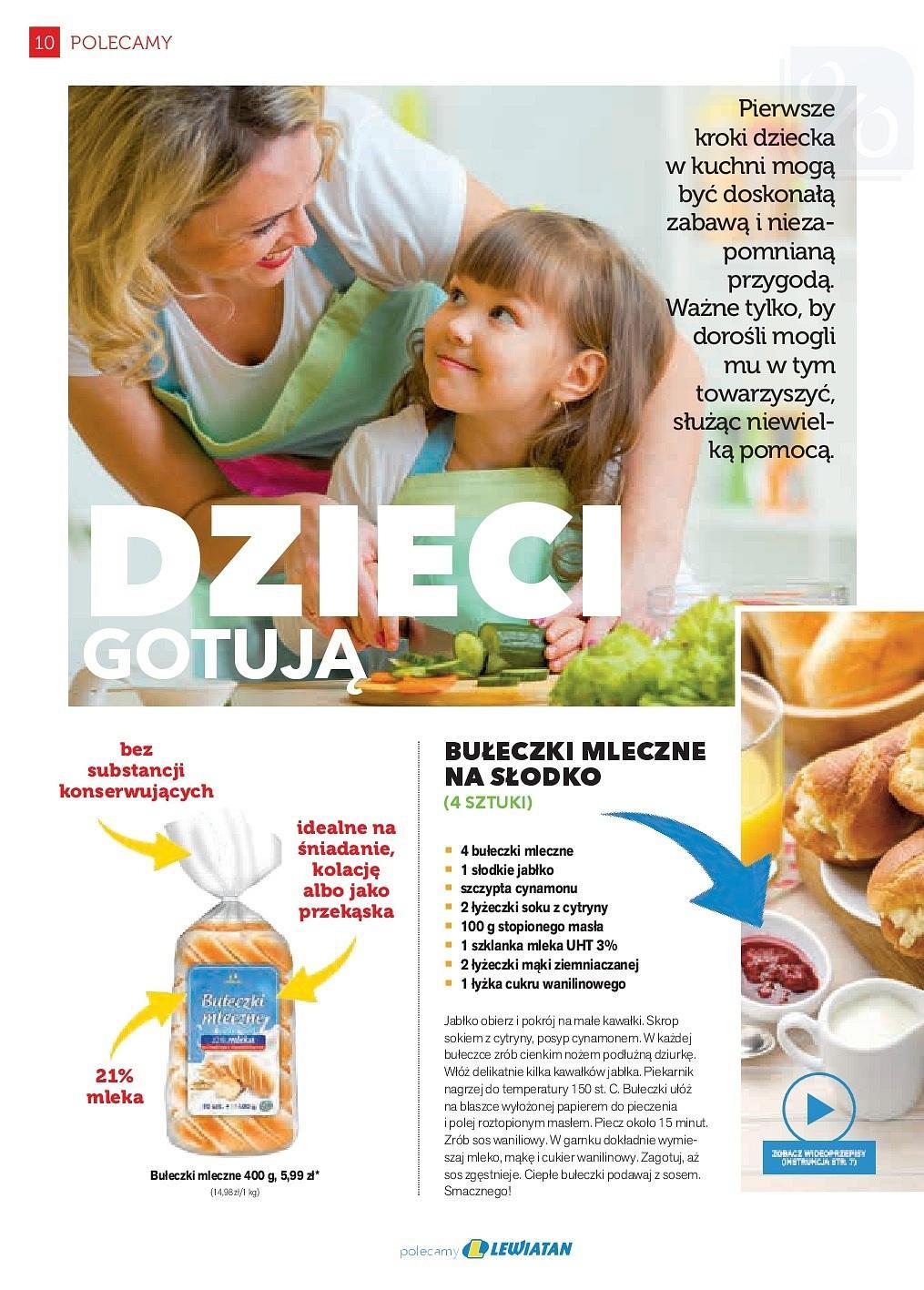 Gazetka promocyjna Lewiatan do 31/05/2018 str.9