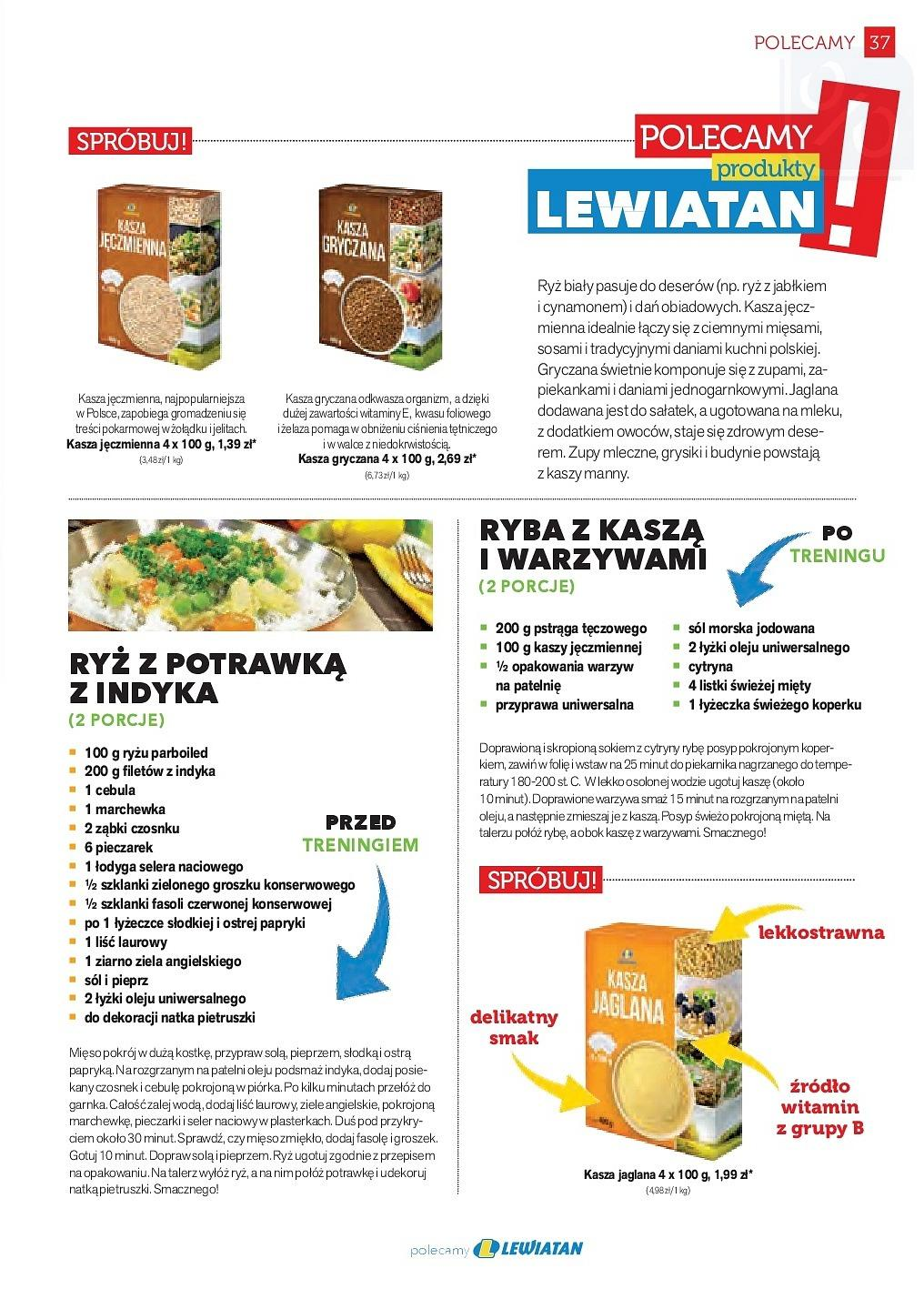Gazetka promocyjna Lewiatan do 31/05/2018 str.36