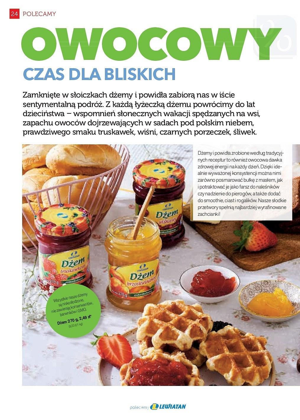 Gazetka promocyjna Lewiatan do 31/05/2018 str.23