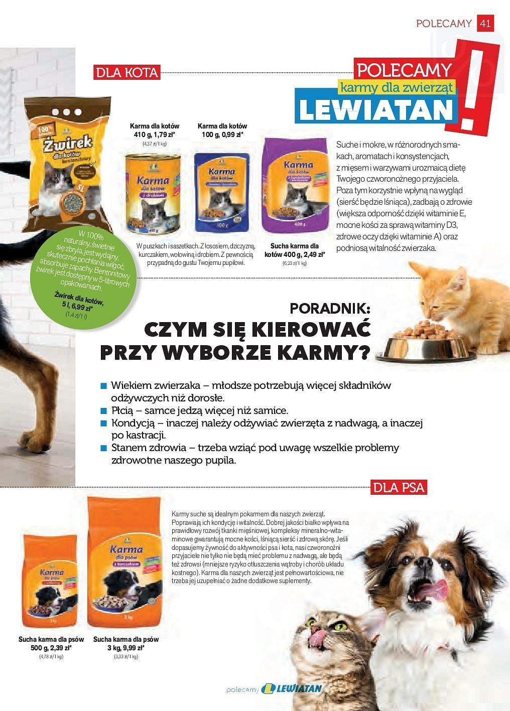 Gazetka promocyjna Lewiatan do 31/05/2018 str.40