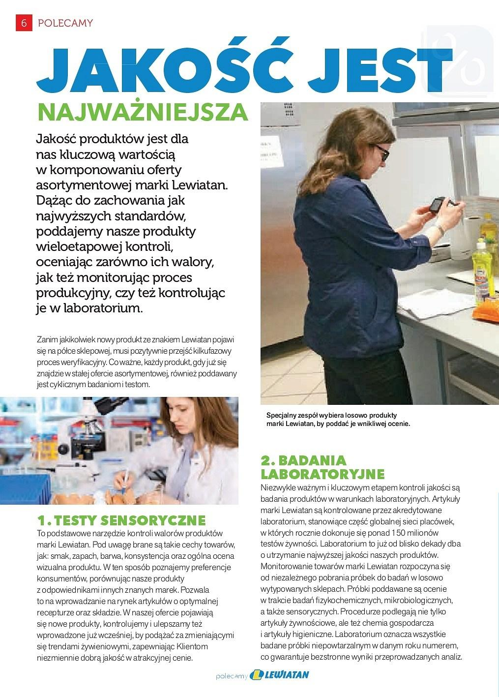 Gazetka promocyjna Lewiatan do 31/05/2018 str.5