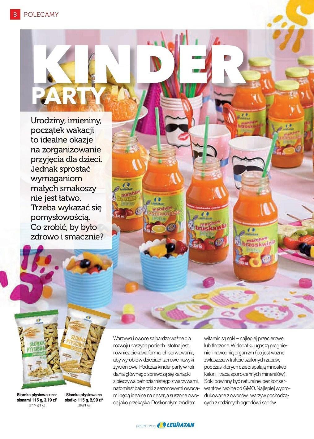 Gazetka promocyjna Lewiatan do 31/05/2018 str.7
