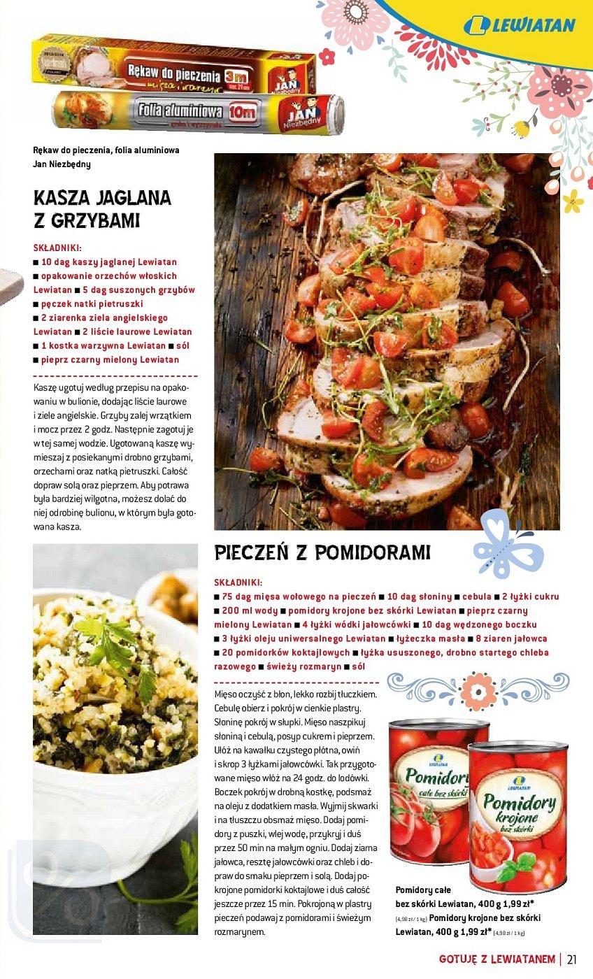 Gazetka promocyjna Lewiatan do 31/03/2018 str.20