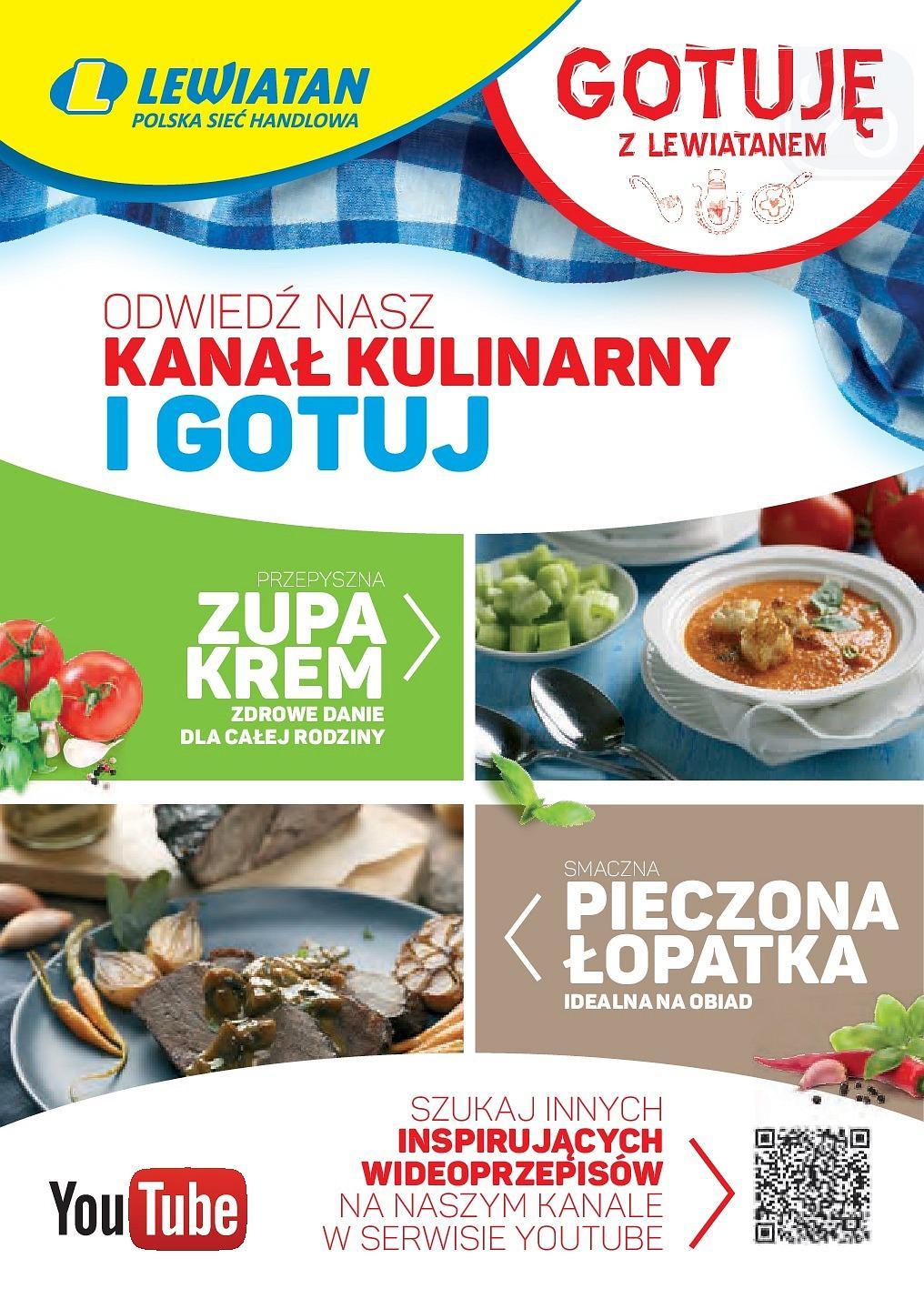 Gazetka promocyjna Lewiatan do 31/05/2018 str.43