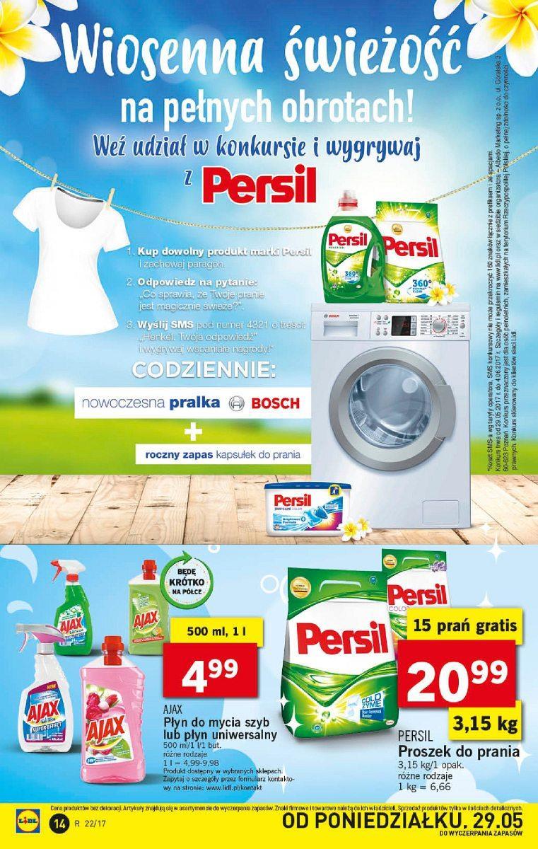 Gazetka promocyjna Lidl do 31/05/2017 str.13