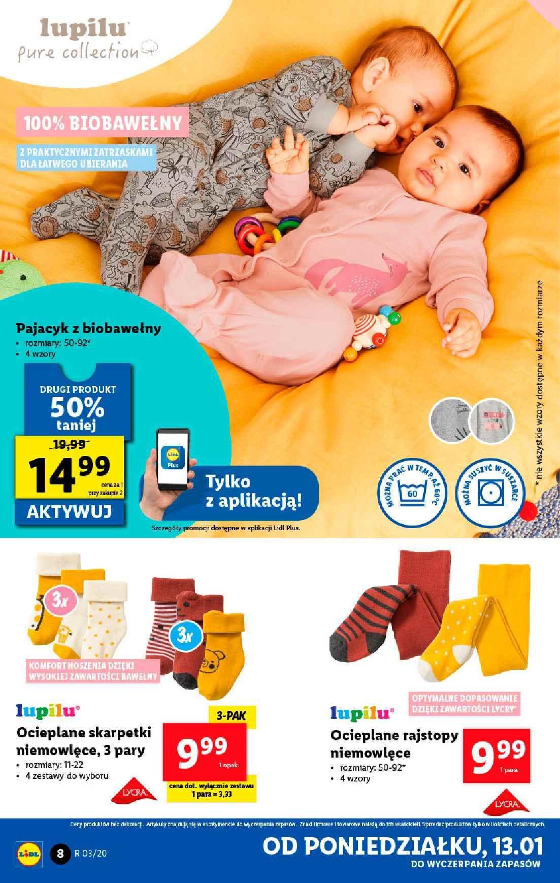 Gazetka promocyjna Lidl do 18/01/2020 str.8
