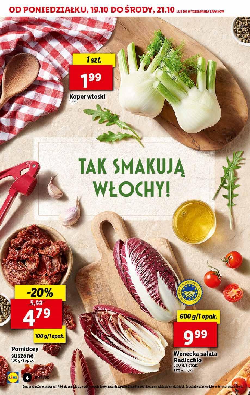 Gazetka promocyjna Lidl do 21/10/2020 str.4