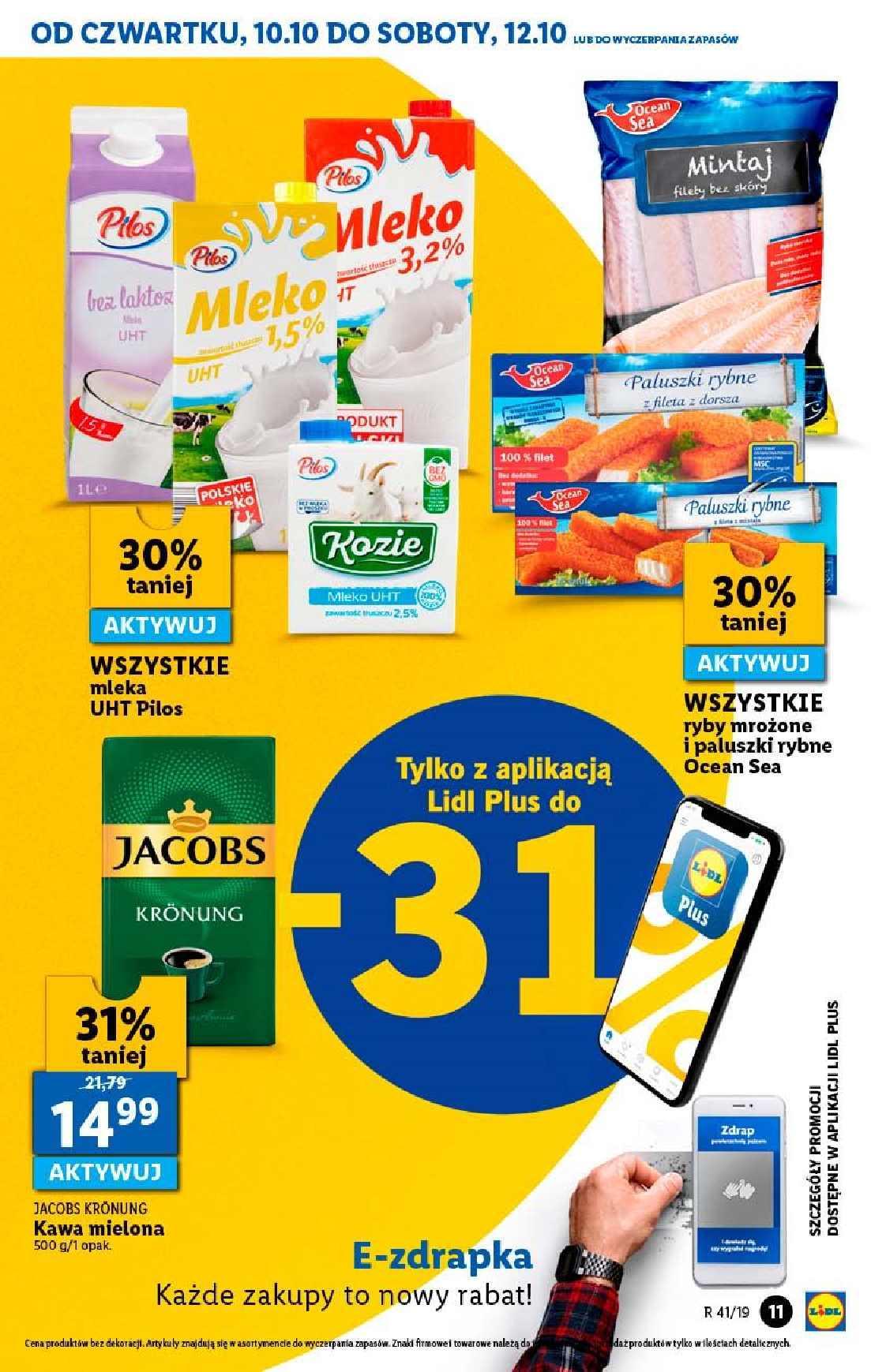 Gazetka promocyjna Lidl do 12/10/2019 str.11