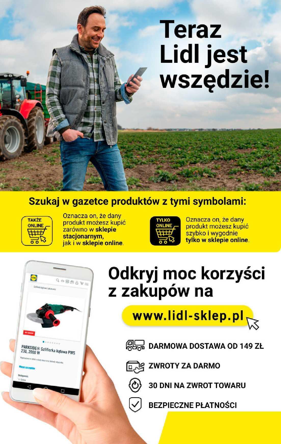 Gazetka promocyjna Lidl do 08/06/2019 str.2