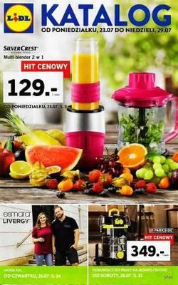 Lidl gazetka - od 23/07/2018 do 29/07/2018