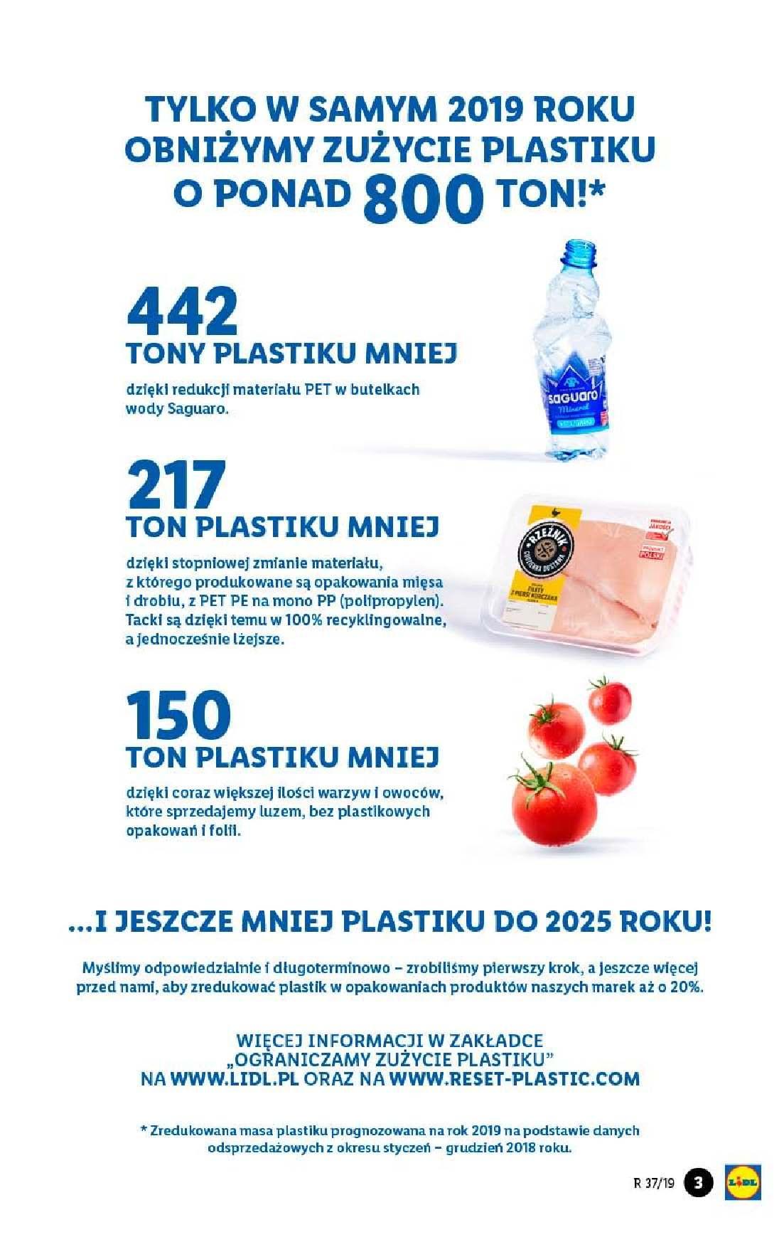 Gazetka promocyjna Lidl do 14/09/2019 str.3