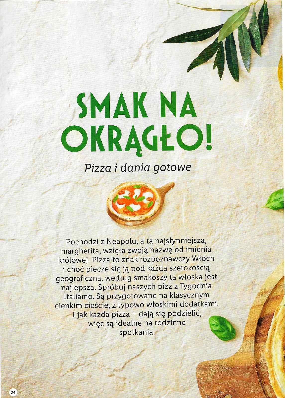 Gazetka promocyjna Lidl do 12/10/2019 str.24