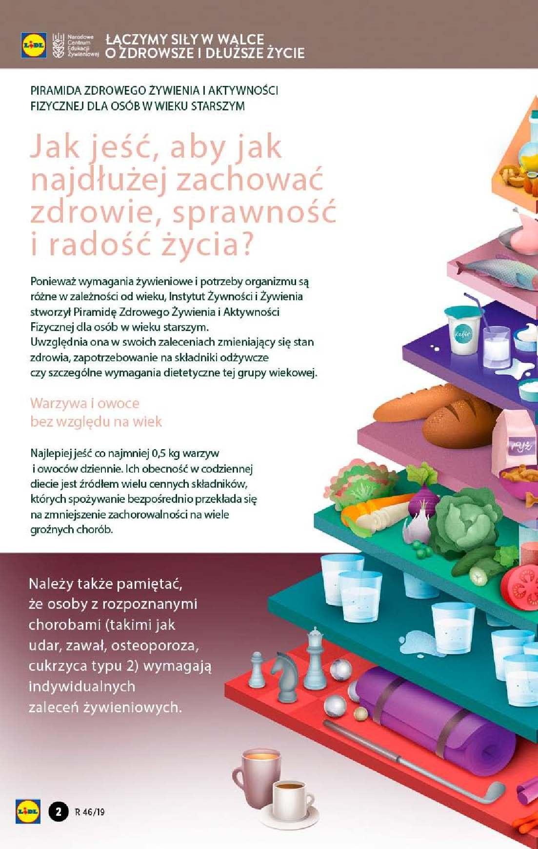 Gazetka promocyjna Lidl do 13/11/2019 str.2