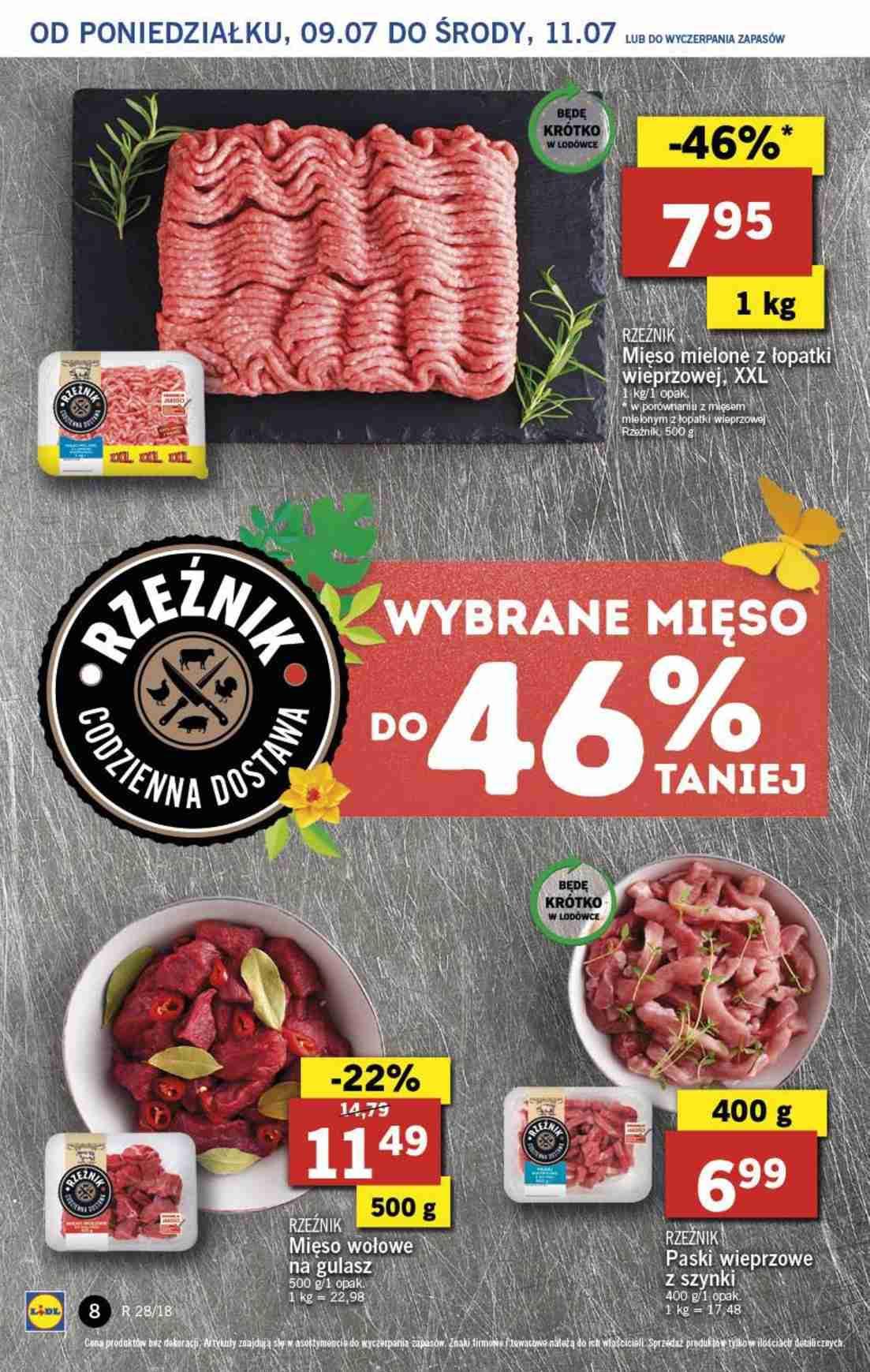 Gazetka promocyjna Lidl do 11/07/2018 str.7