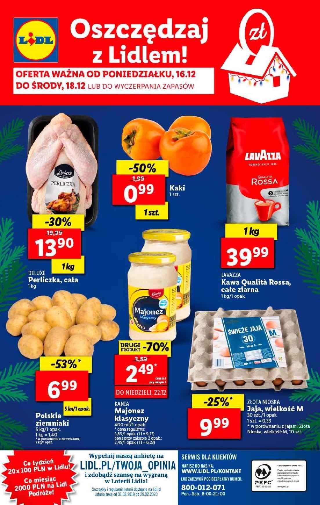 Gazetka promocyjna Lidl do 18/12/2019 str.45