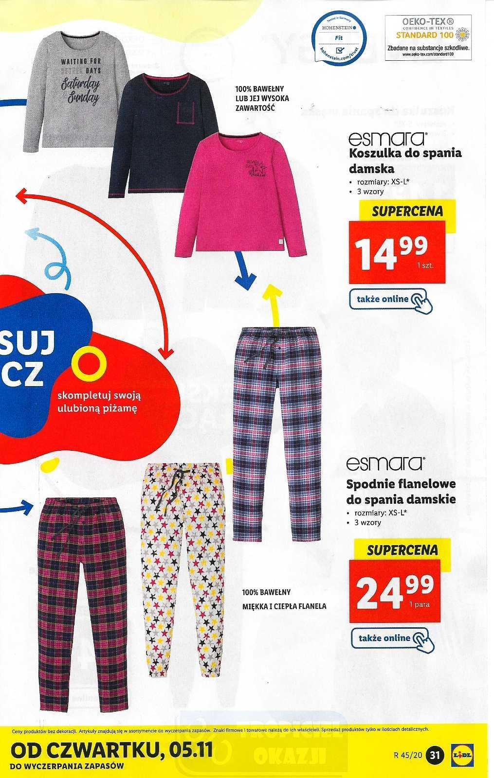 Gazetka promocyjna Lidl do 07/11/2020 str.31