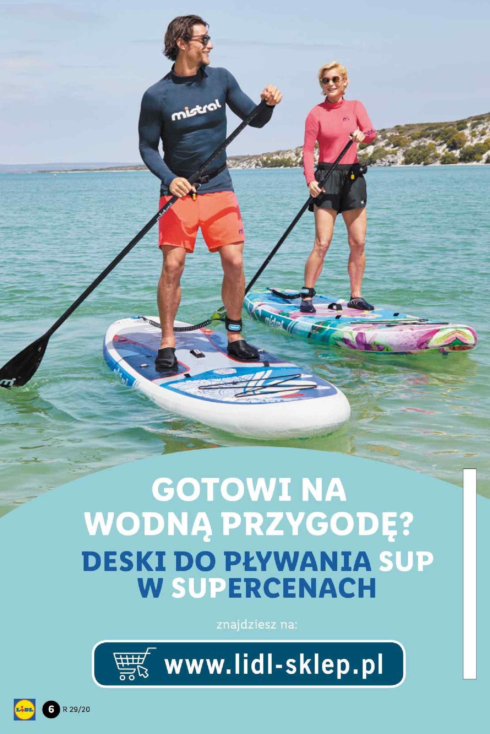 Gazetka promocyjna Lidl do 18/07/2020 str.6