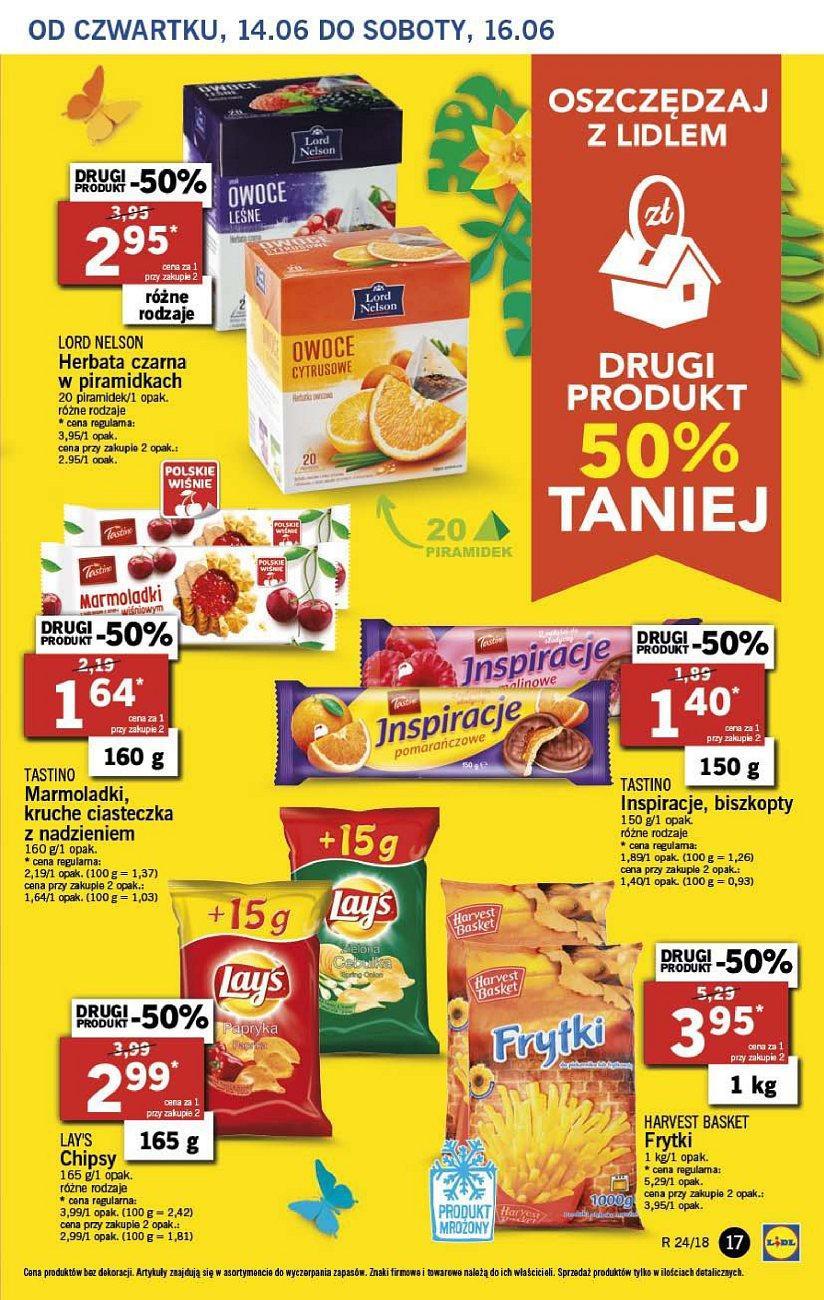 Gazetka promocyjna Lidl do 16/06/2018 str.16