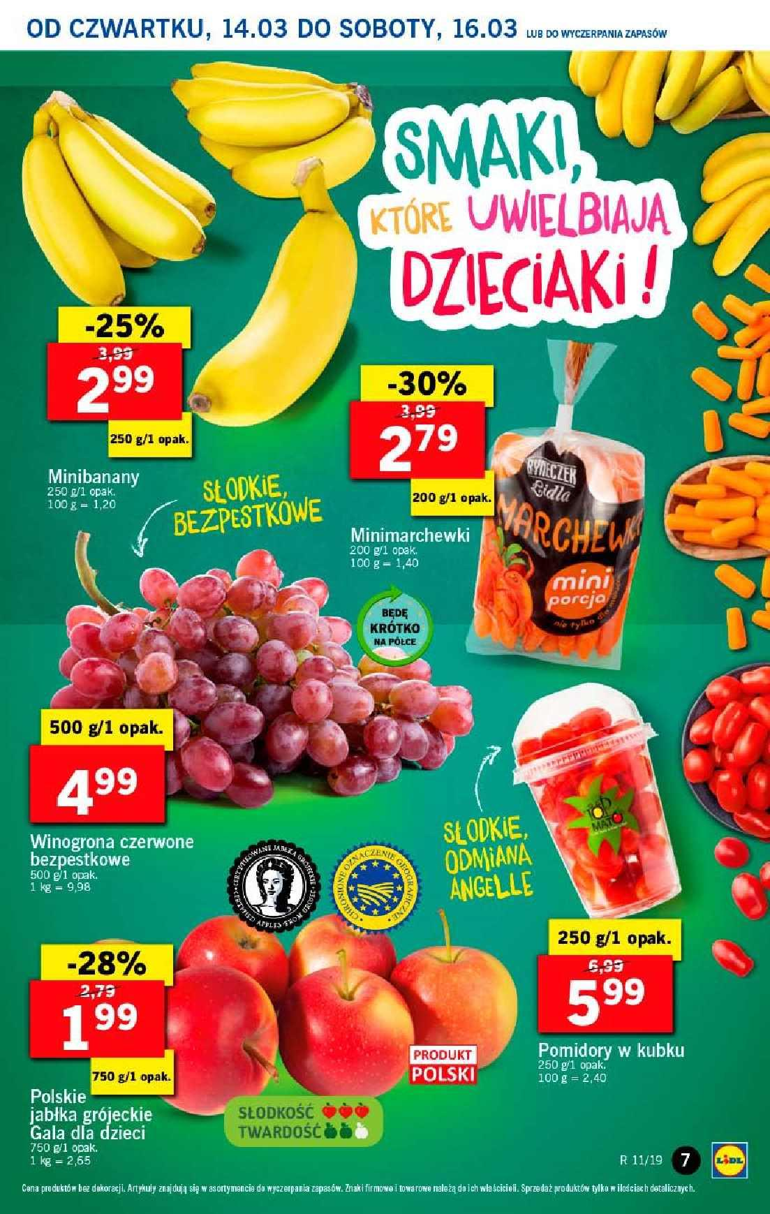 Gazetka promocyjna Lidl do 17/03/2019 str.7