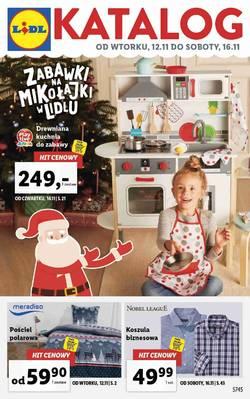 Lidl gazetka - od 12/11/2019 do 16/11/2019