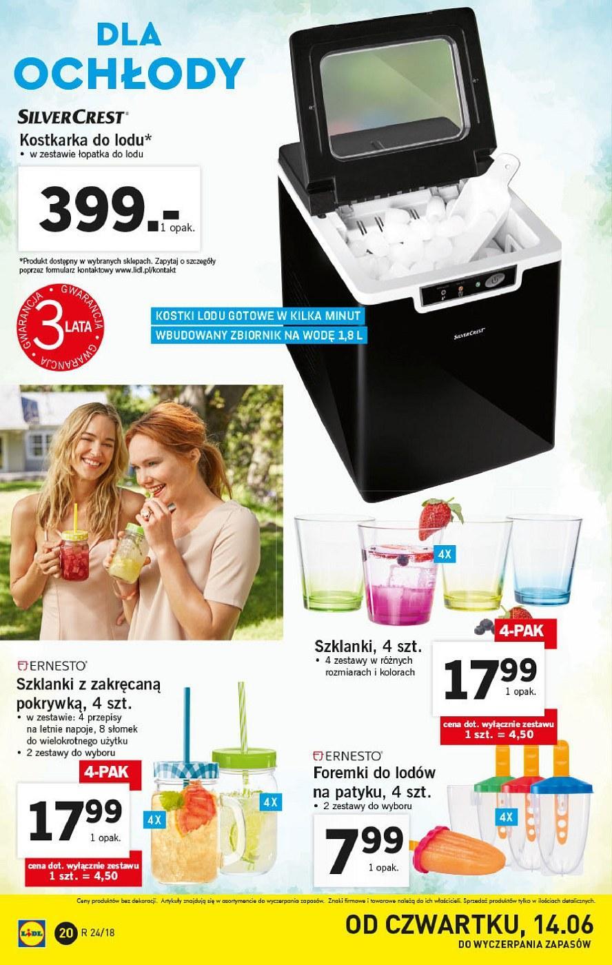 Gazetka promocyjna Lidl do 16/06/2018 str.20