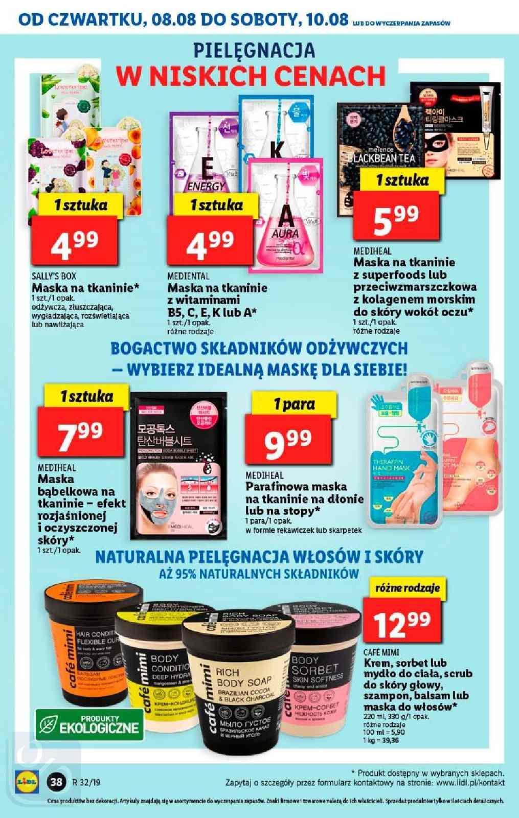 Gazetka promocyjna Lidl do 11/08/2019 str.37