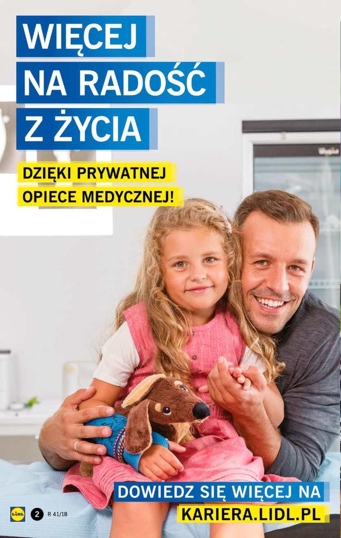 Gazetka promocyjna Lidl do 13/10/2018 str.2