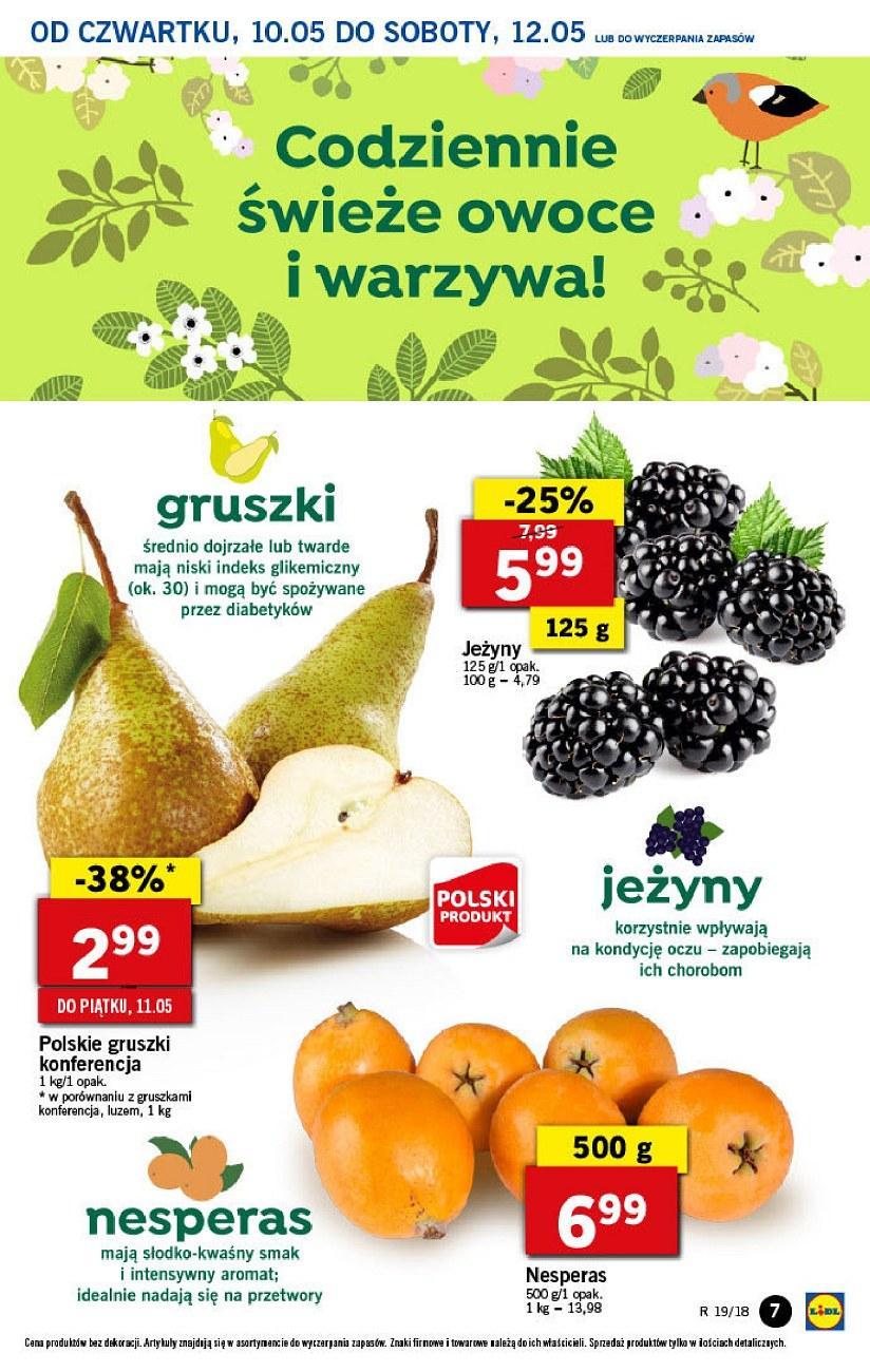 Gazetka promocyjna Lidl do 12/05/2018 str.6