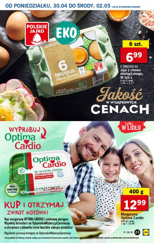 Gazetka promocyjna Lidl do 02/05/2018 str.22