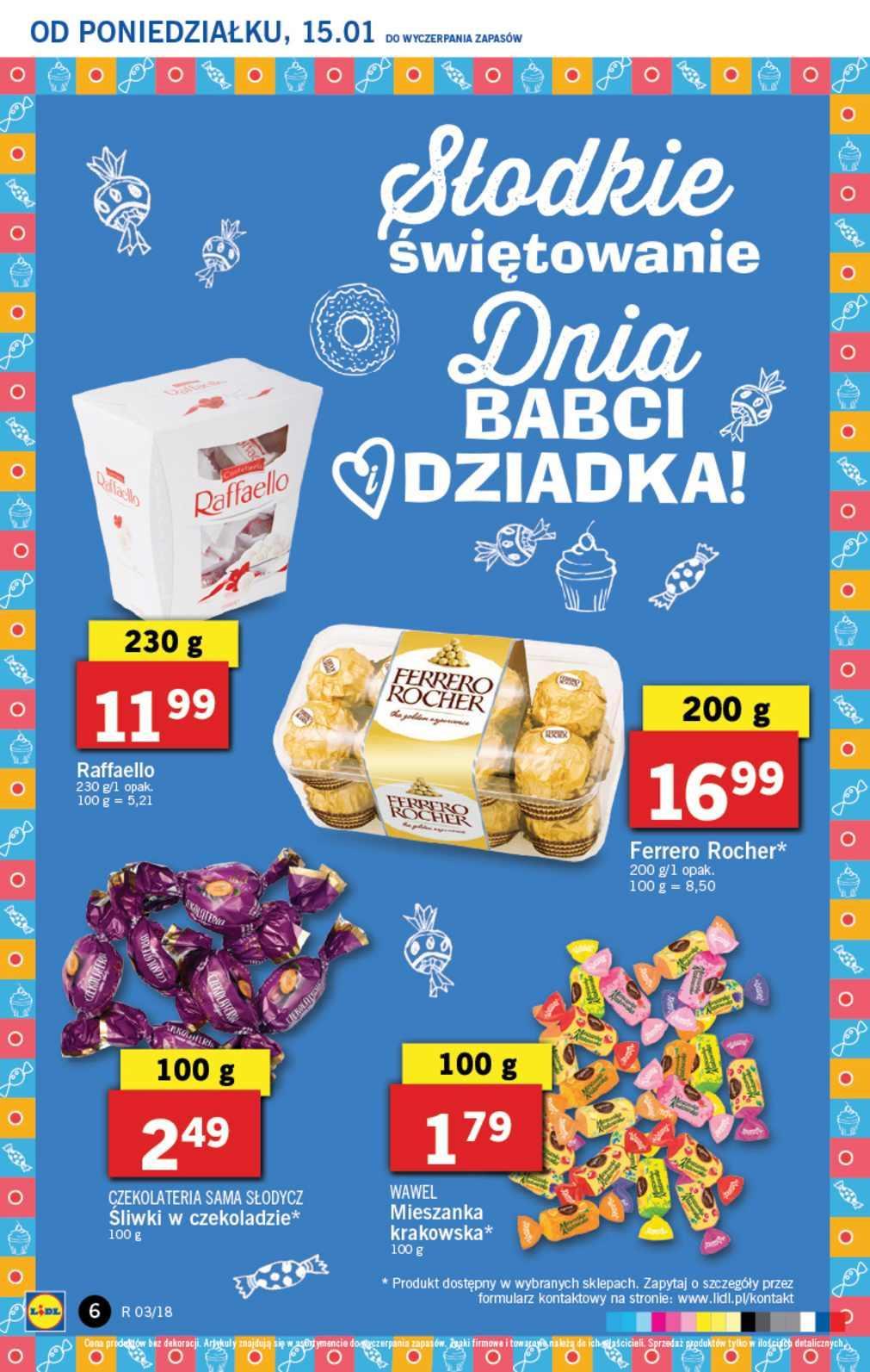 Gazetka promocyjna Lidl do 17/01/2018 str.5