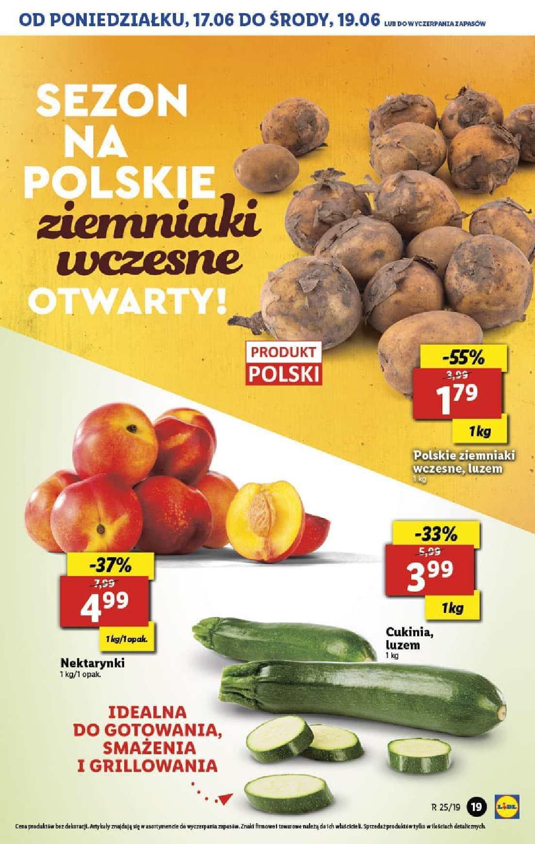 Gazetka promocyjna Lidl do 26/06/2019 str.19