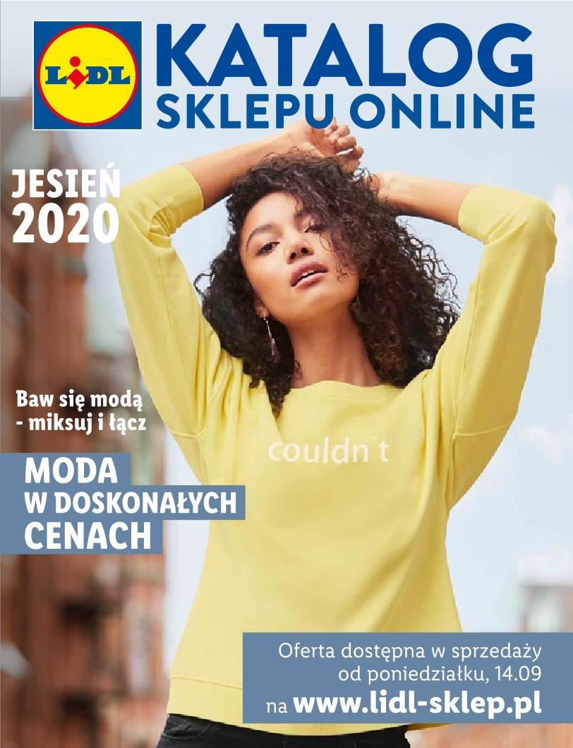 Gazetka promocyjna Lidl do 31/12/2020 str.1