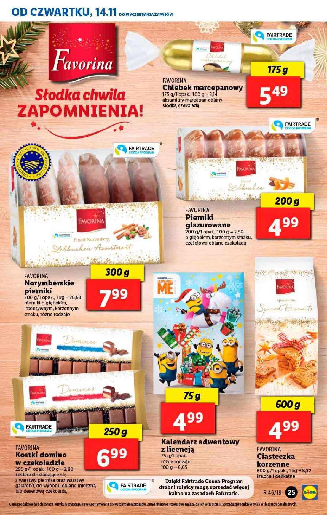 Gazetka promocyjna Lidl do 16/11/2019 str.25