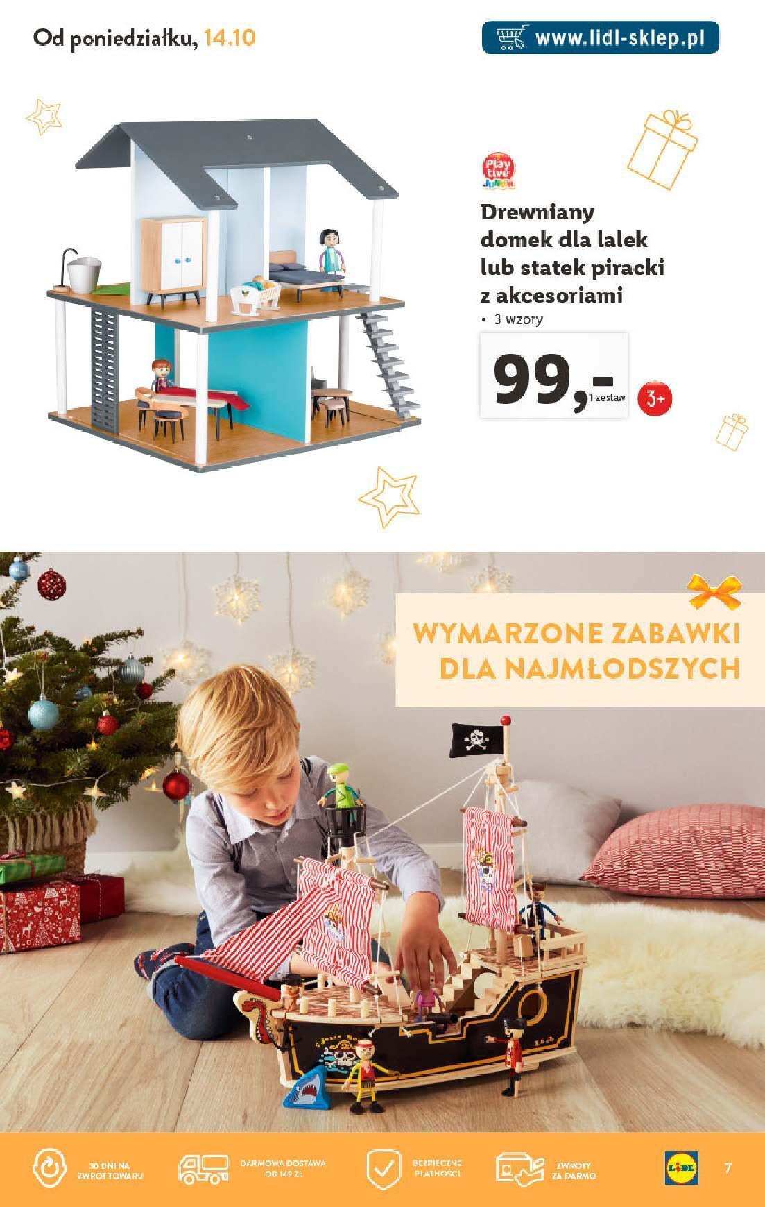 Gazetka promocyjna Lidl do 31/12/2019 str.7