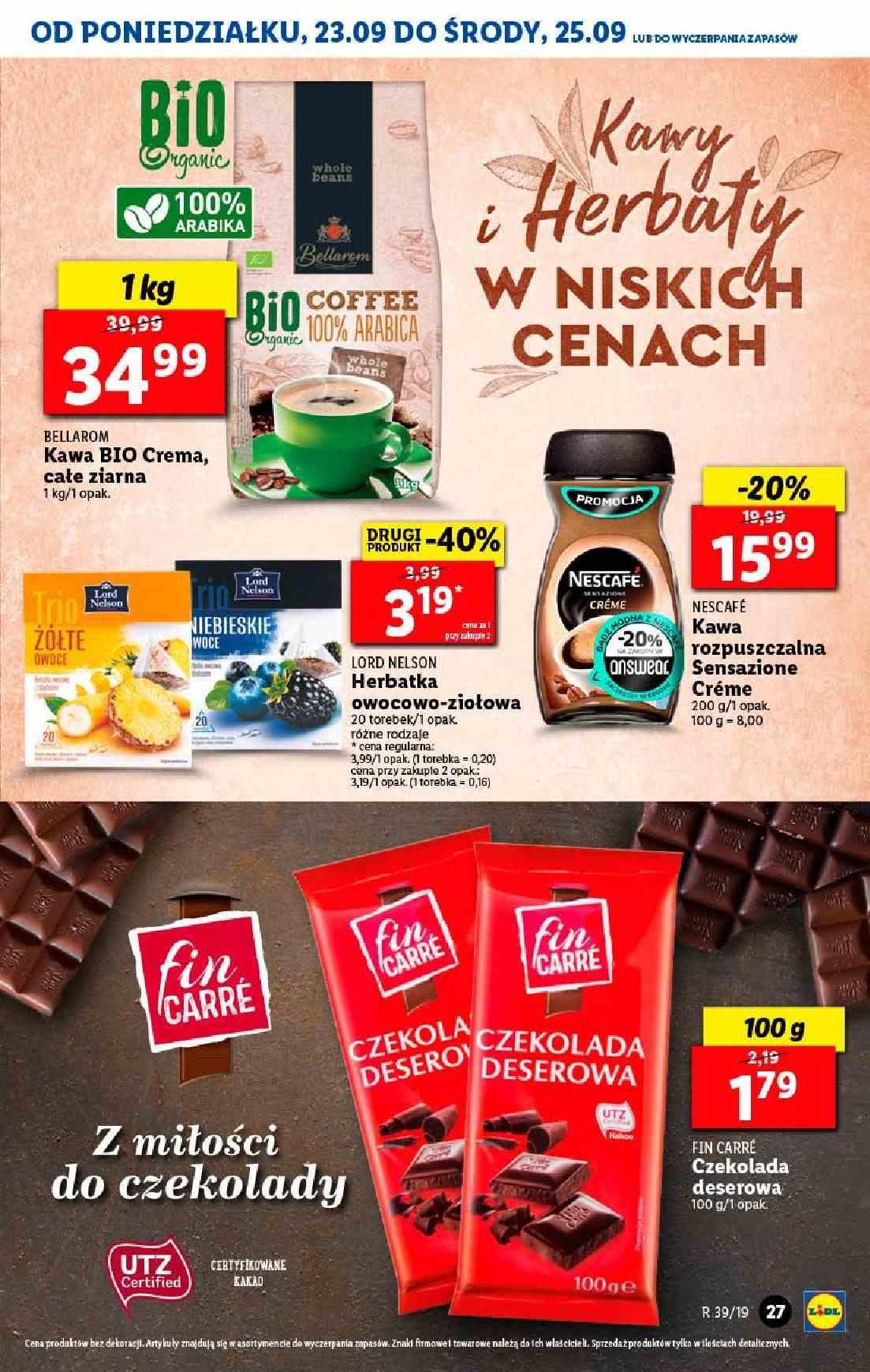 Gazetka promocyjna Lidl do 25/09/2019 str.27