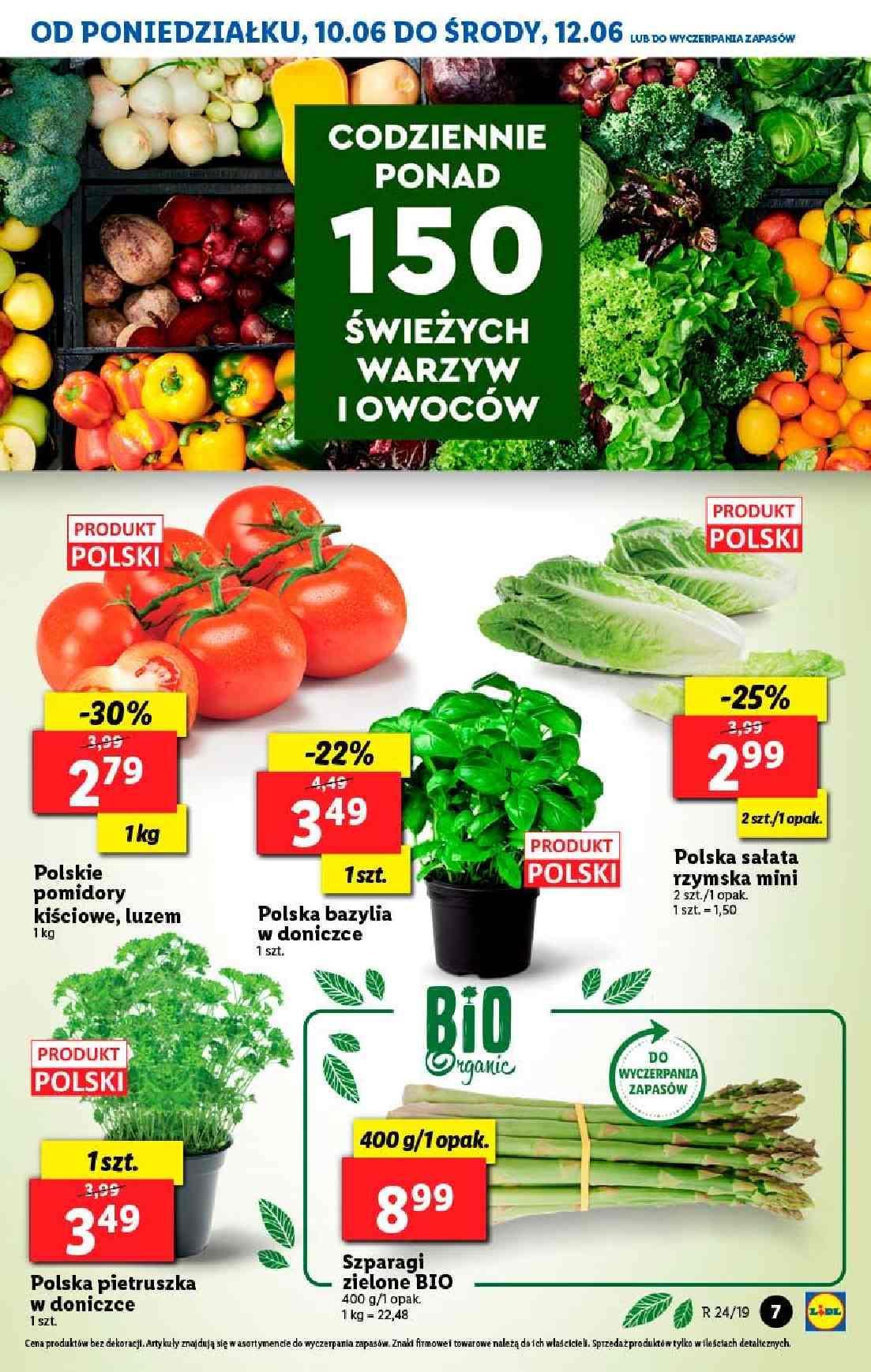 Gazetka promocyjna Lidl do 12/06/2019 str.7