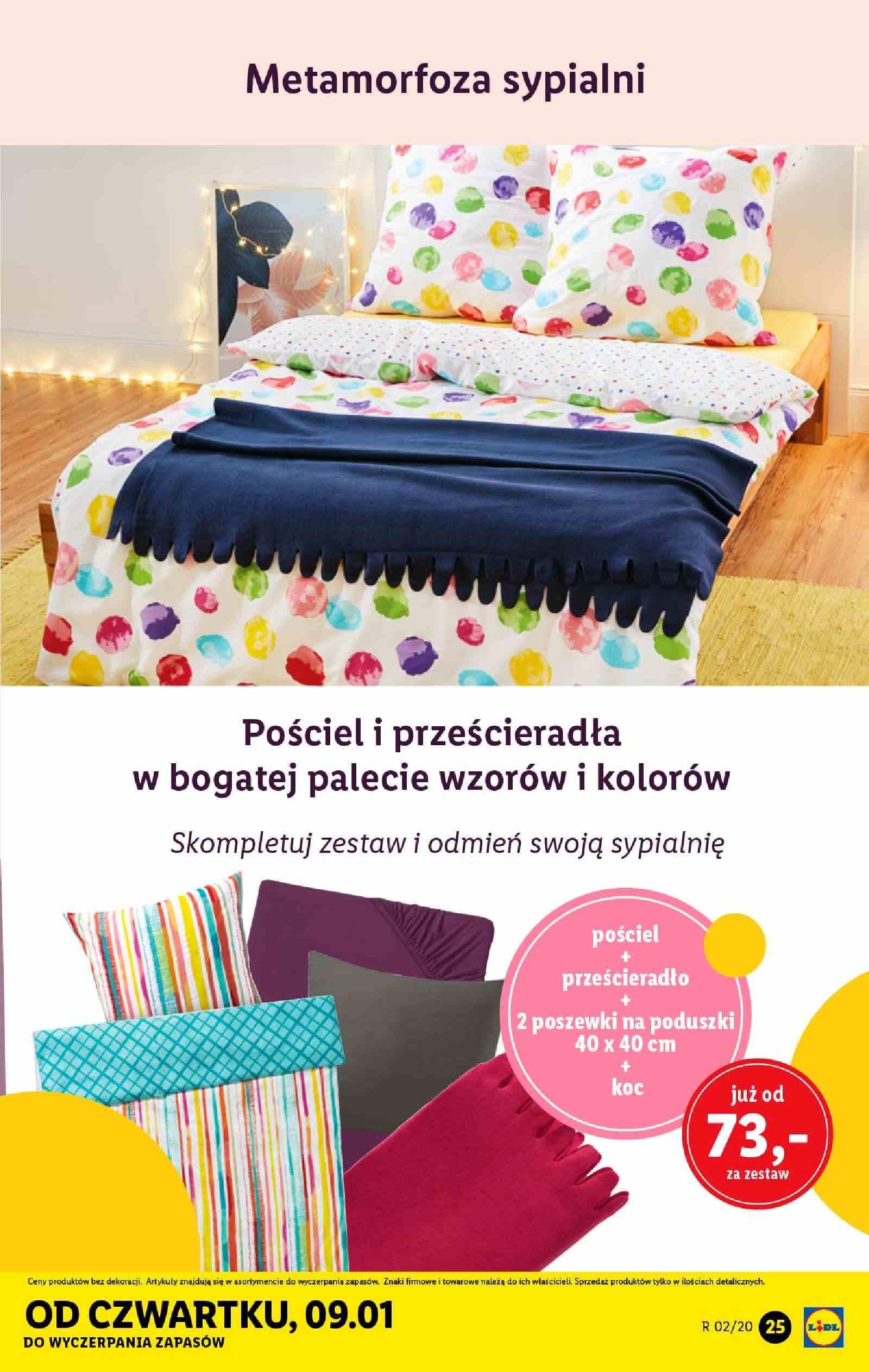 Gazetka promocyjna Lidl do 11/01/2020 str.25