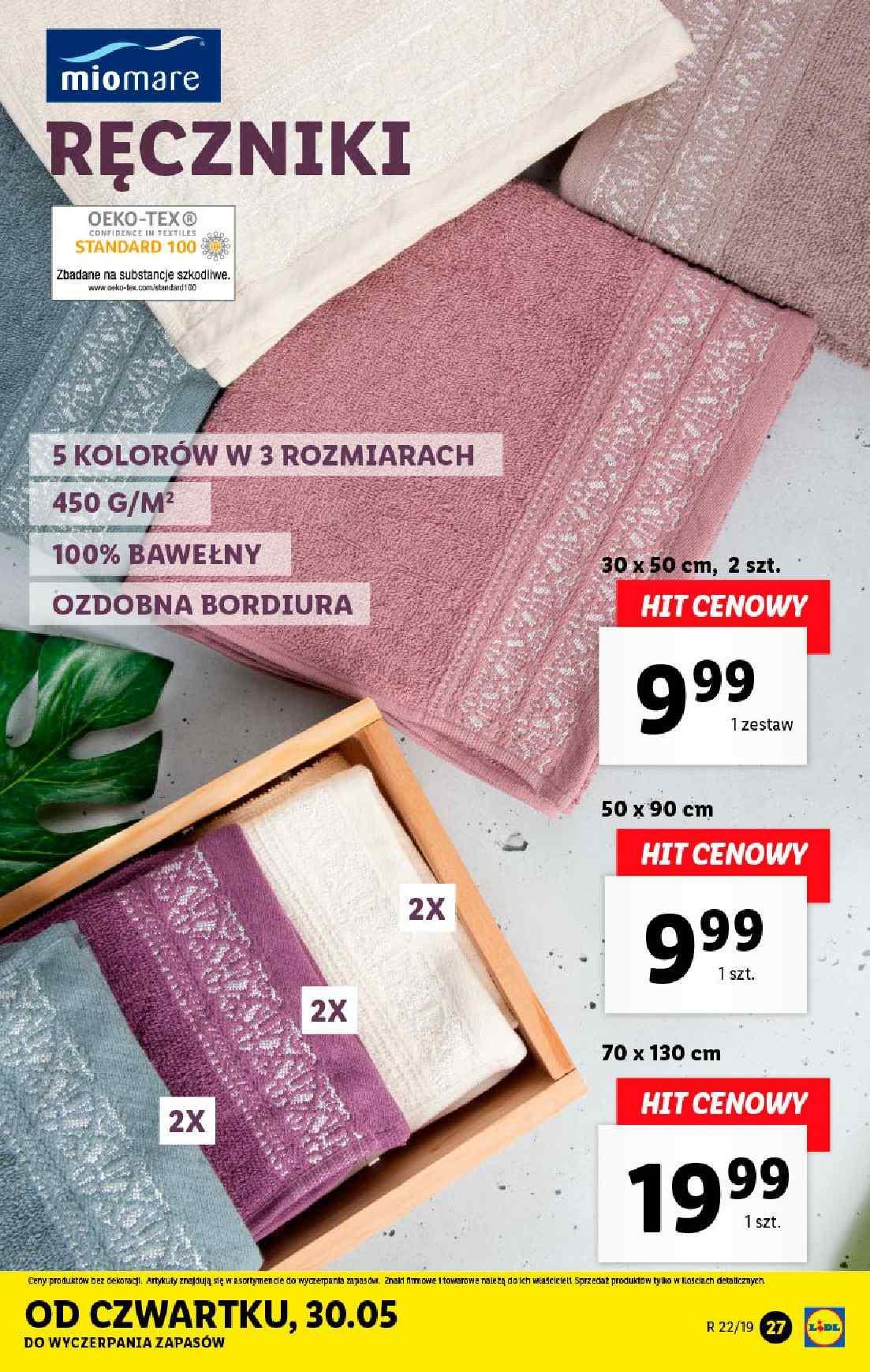 Gazetka promocyjna Lidl do 02/06/2019 str.27