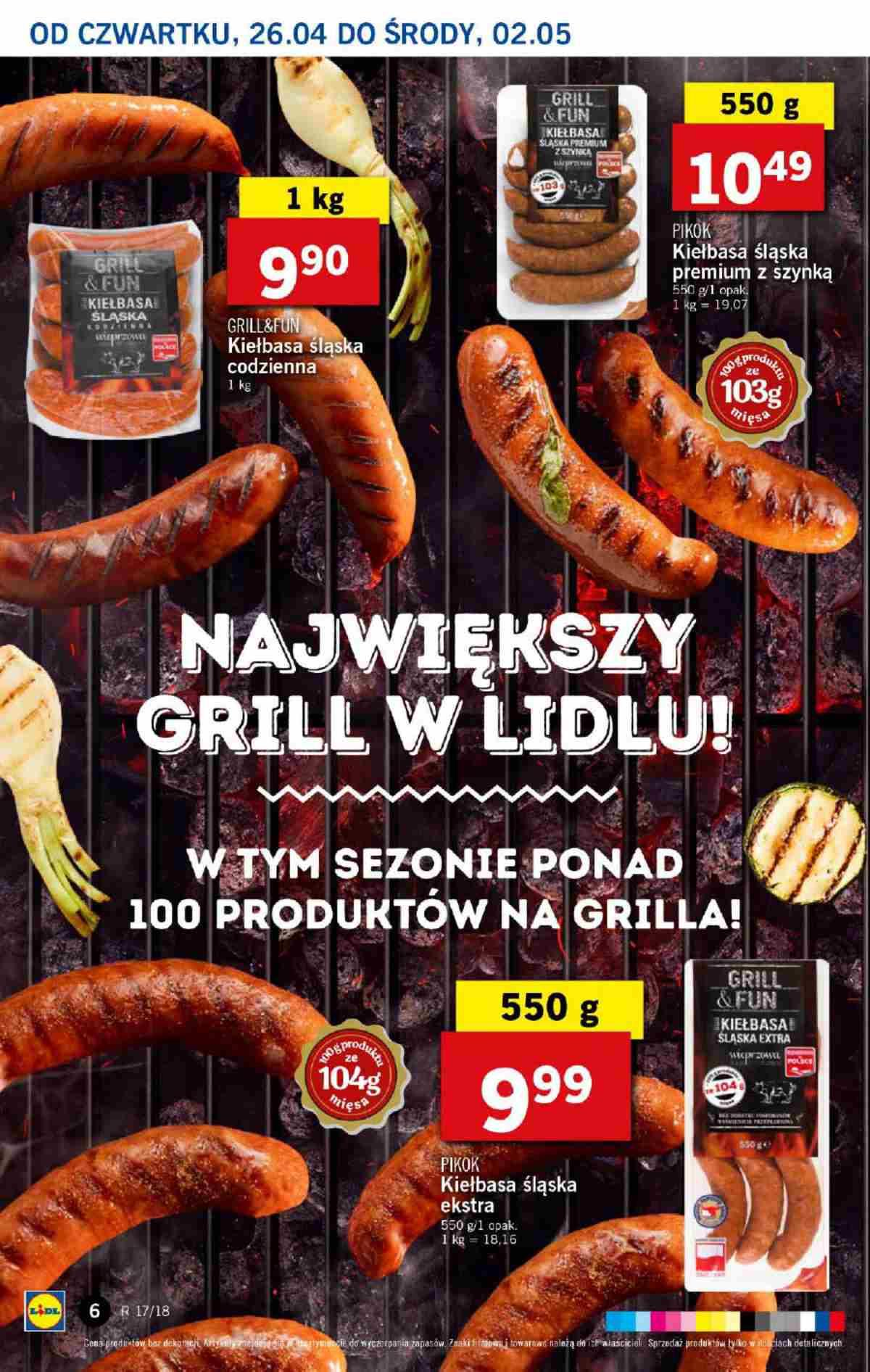 Gazetka promocyjna Lidl do 29/04/2018 str.5
