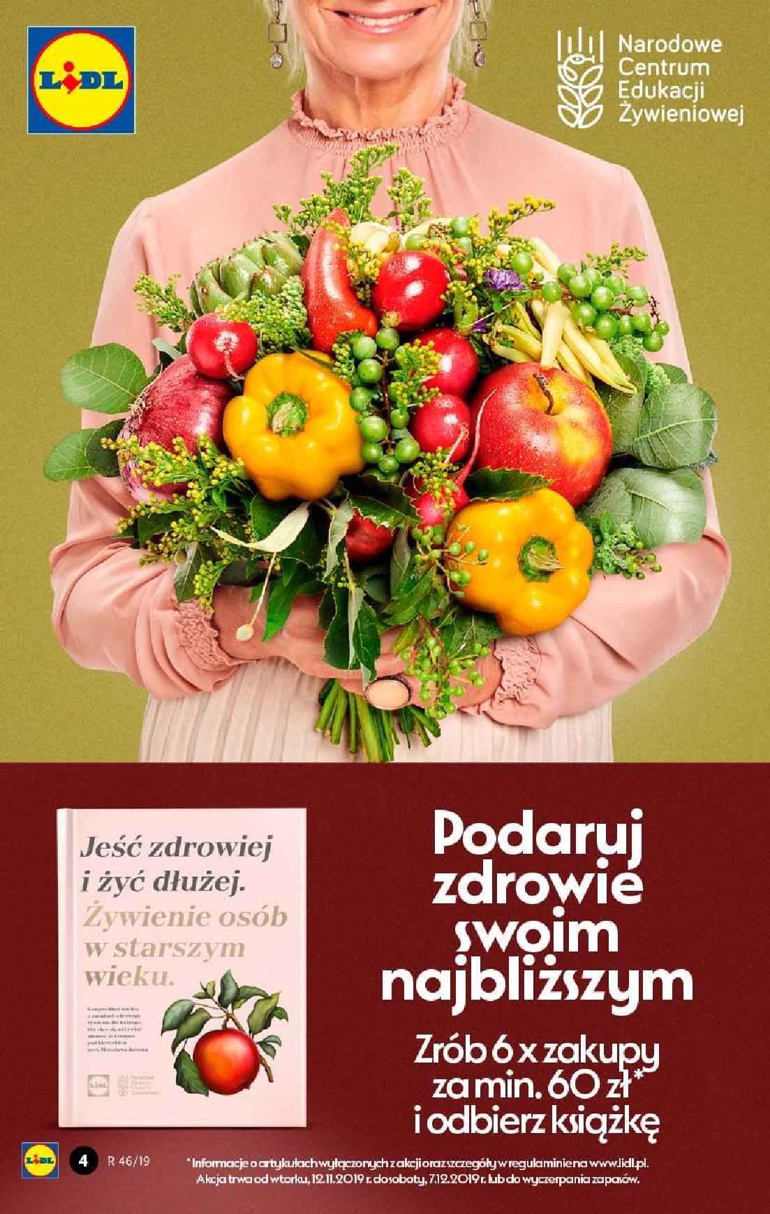 Gazetka promocyjna Lidl do 13/11/2019 str.4