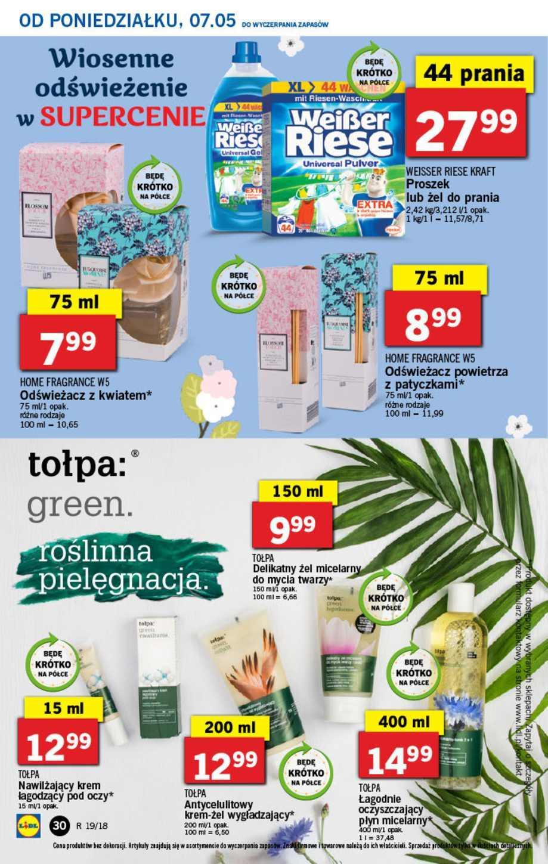 Gazetka promocyjna Lidl do 09/05/2018 str.29