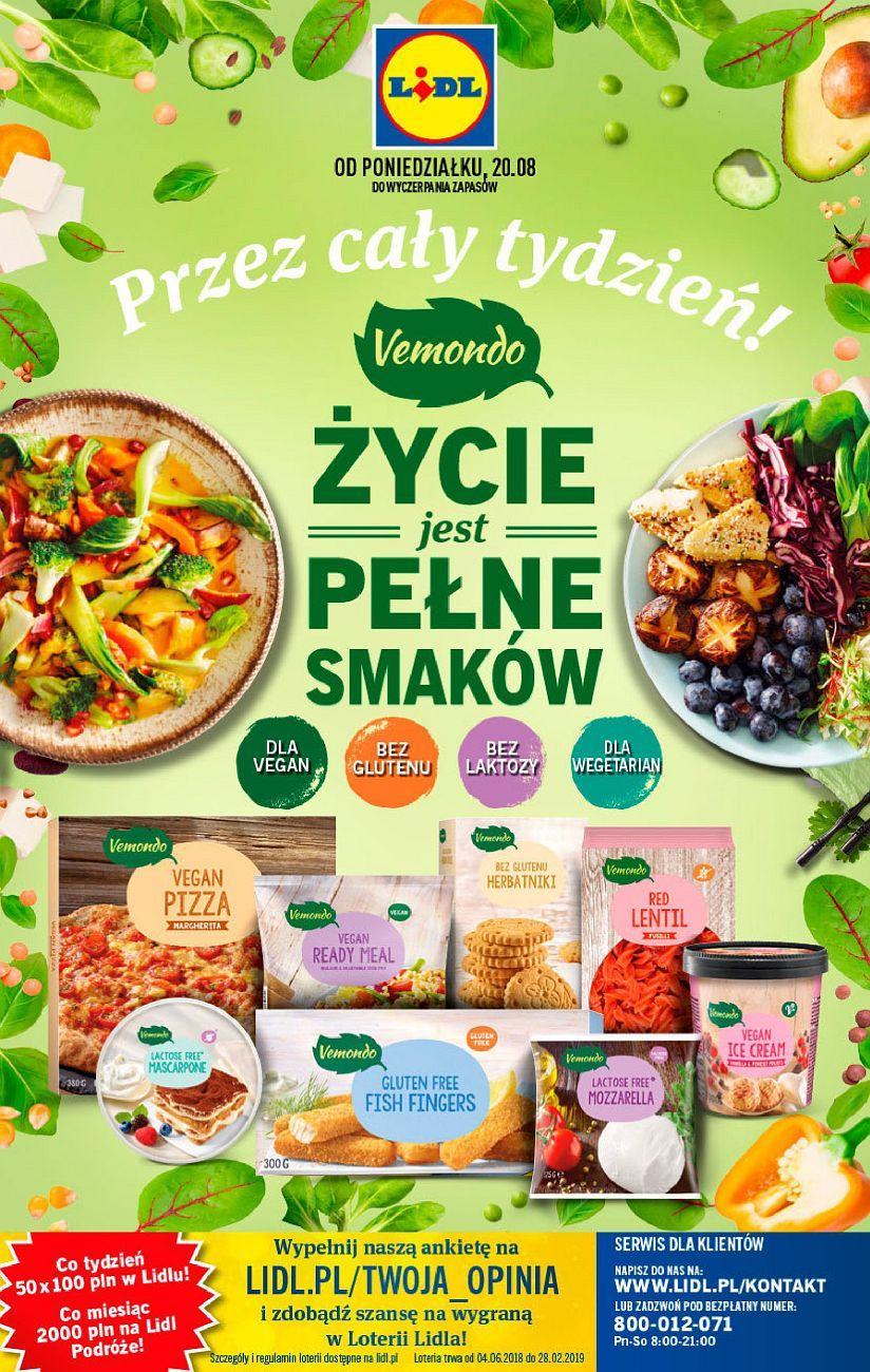 Gazetka promocyjna Lidl do 26/08/2018 str.36