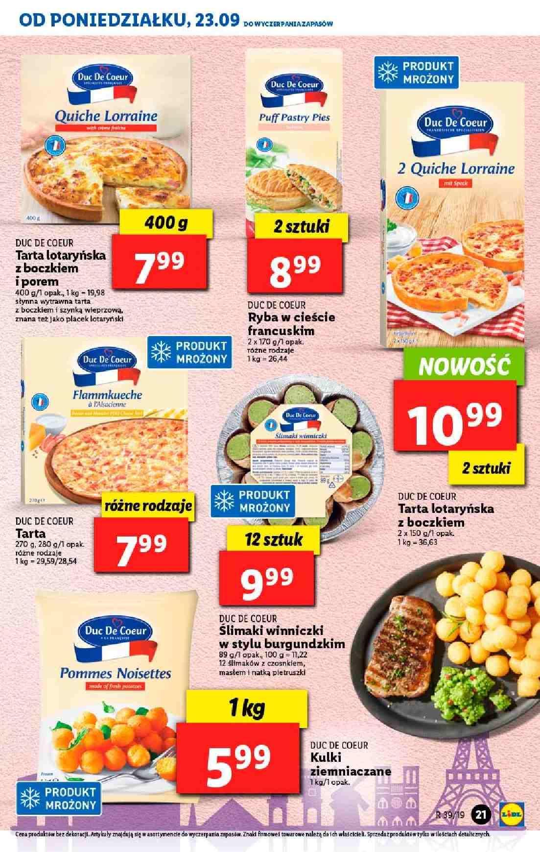 Gazetka promocyjna Lidl do 25/09/2019 str.20