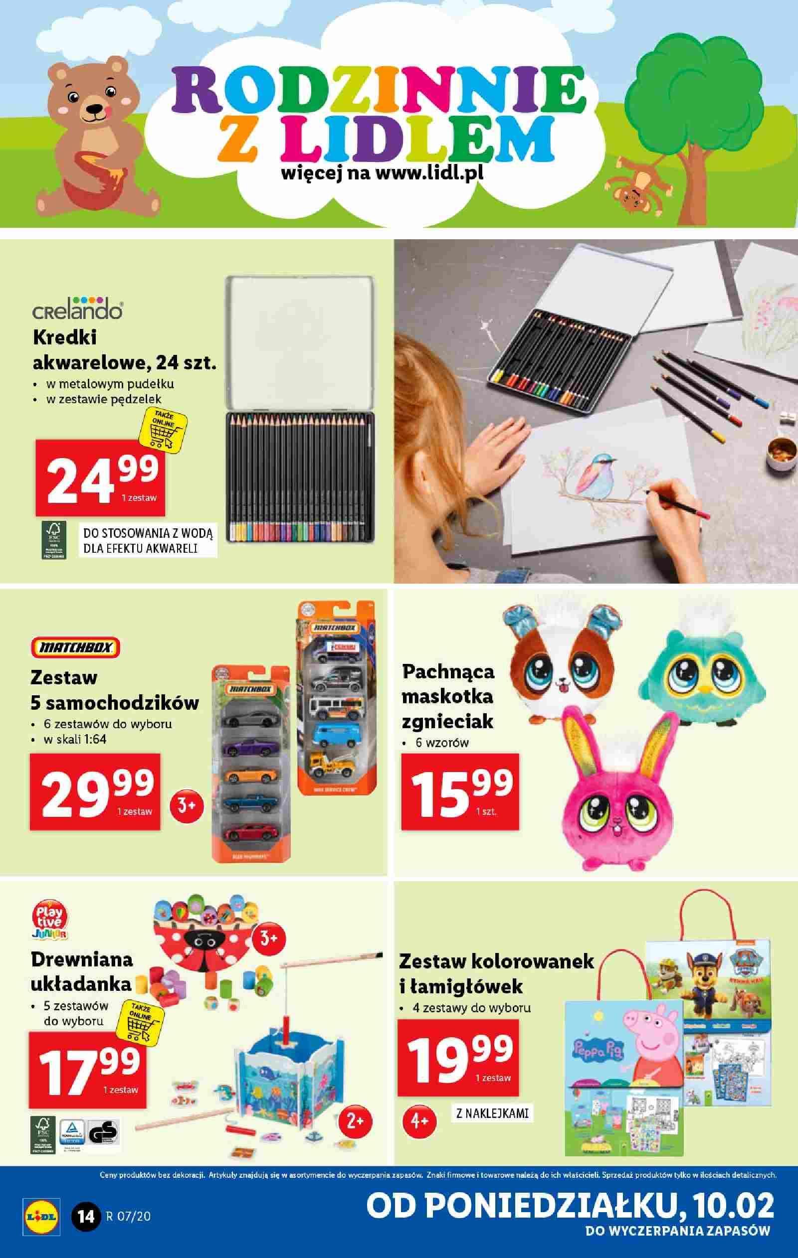 Gazetka promocyjna Lidl do 15/02/2020 str.14